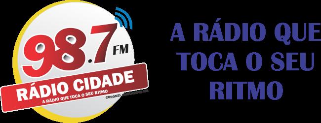 Radio Cidade FM - Coronel Fabriciano - MG