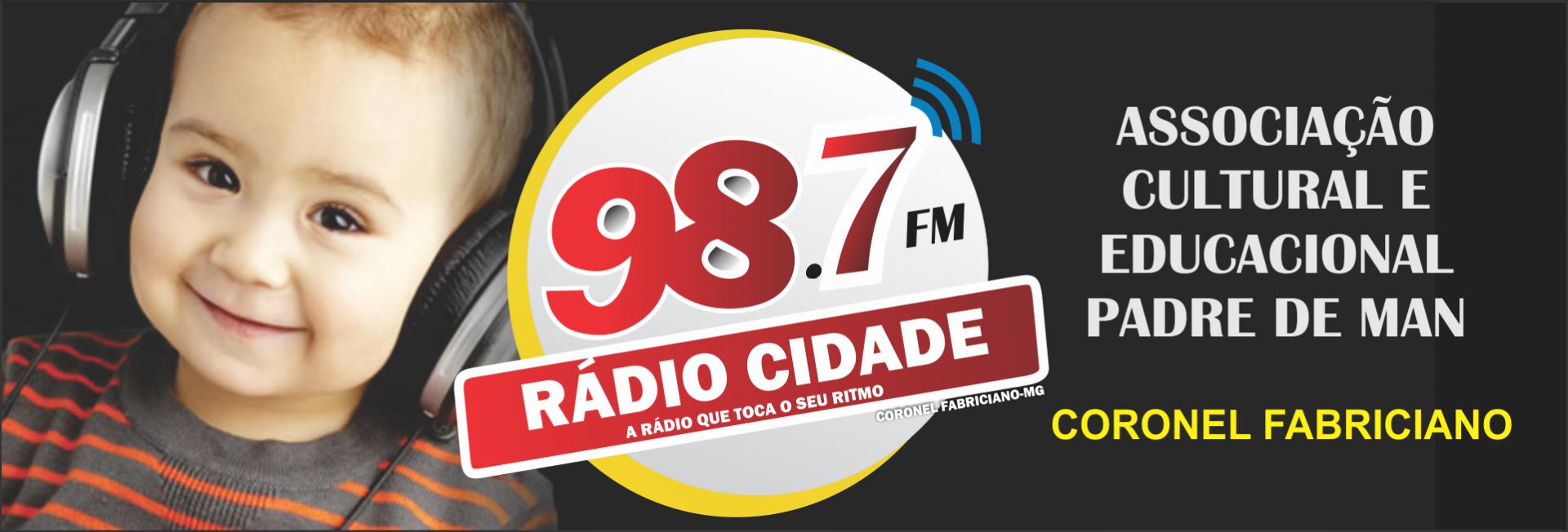 Rádio Cidade FM 98,7