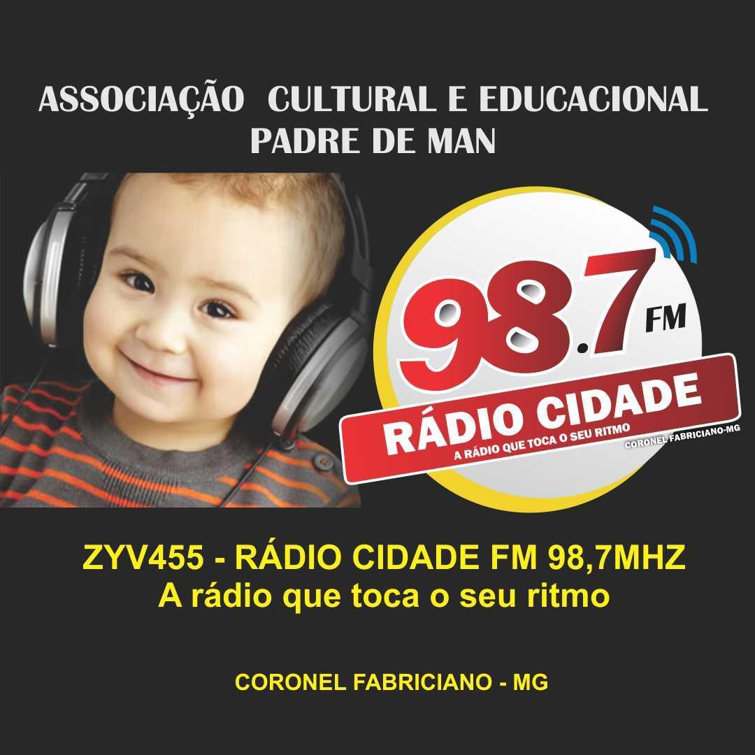 Radio Cidade 98,7 - Fabriciano