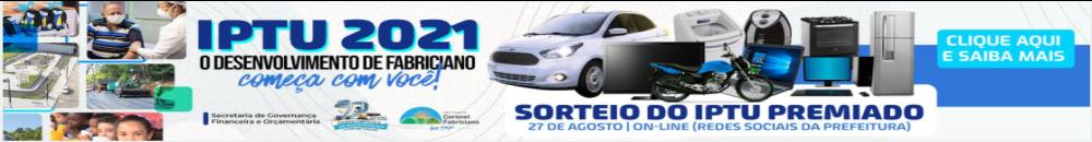 Sorteio IPTU Premiado